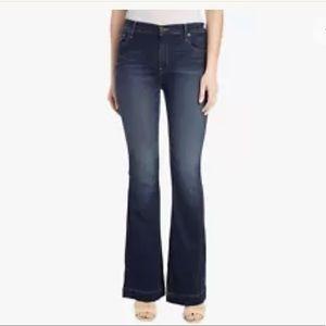 NWTLucky Brand Sz 25Brooke Flair stretch jeans 0
